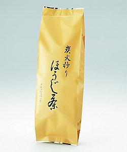 <日本茶テロワール>炭火炒りほうじ茶