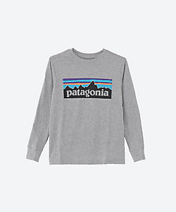 PATAGONIA(Baby&Kids)/パタゴニア ボーイズ・ロングスリーブ・グラフィック・オーガニック・Tシャツ 62229