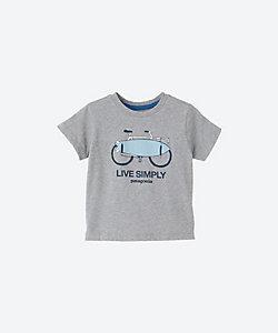 PATAGONIA(Baby&Kids)/パタゴニア ベビー・リブ・シンプリー・Tシャツ 60387