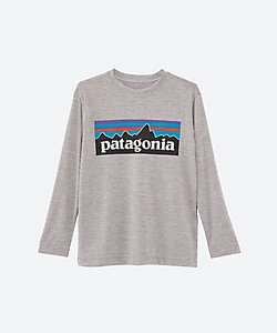 PATAGONIA(Baby&Kids)/パタゴニア ロングスリーブ・キャプ・クール・デイリー・Tシャツ 62395