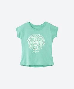 PATAGONIA(Baby&Kids)/パタゴニア ガールズ・グラフィック・Tシャツ 62242
