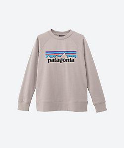 PATAGONIA(Baby&Kids)/パタゴニア キッズ・ライトウェイト・クルー・スウェットシャツ 63015