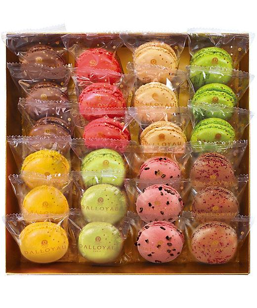 <DALLOYAU/ダロワイヨ> 季節のマカロン入り詰め合わせ(24個入)(洋菓子)【三越伊勢丹/公式】