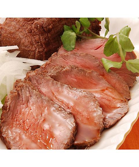 【SALE(三越)】<黒毛和牛専門焼肉 牛善> 大阪黒毛和牛ローストビーフセット2箱【三越・伊勢丹/公式】