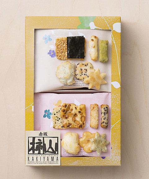 <赤坂柿山> ななこ 6袋(和菓子)【三越・伊勢丹/公式】