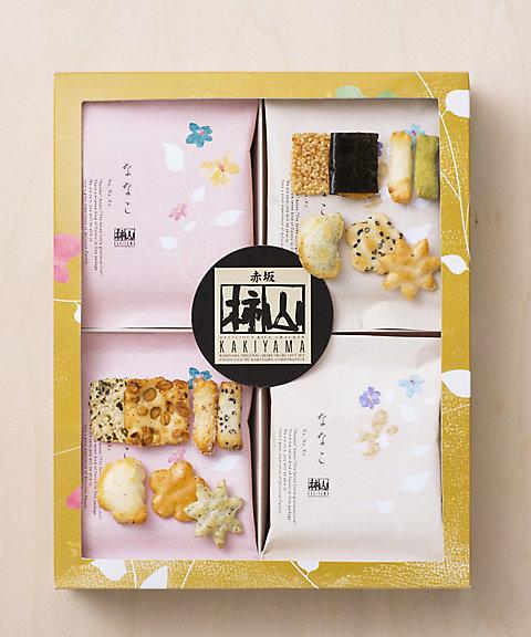 <赤坂柿山> ななこ 12袋(和菓子)【三越・伊勢丹/公式】