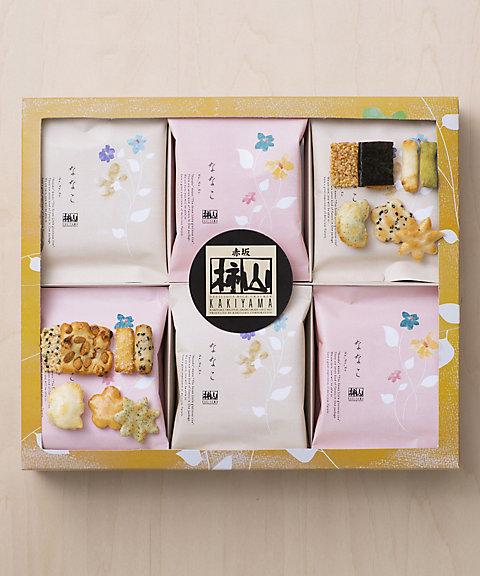 <赤坂柿山> ななこ 18袋(和菓子)【三越・伊勢丹/公式】