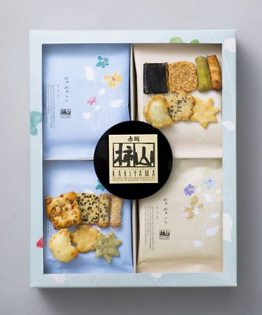 <赤坂柿山/アカサカカキヤマ> ななこ 夏 12袋(和菓子)【三越伊勢丹/公式】