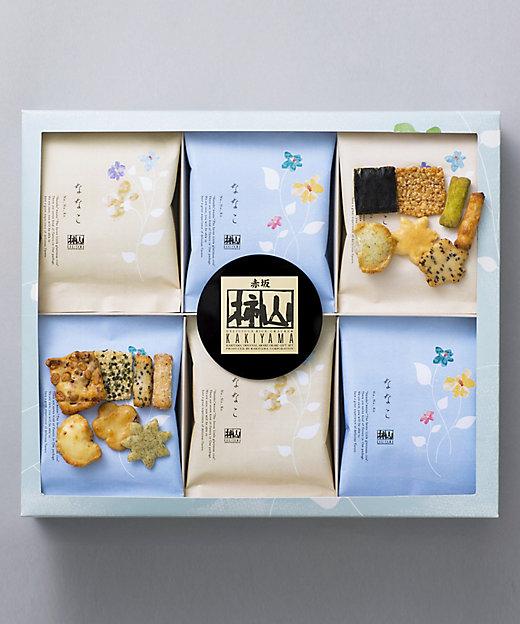<赤坂柿山/アカサカカキヤマ> ななこ 夏 18袋(和菓子)【三越伊勢丹/公式】