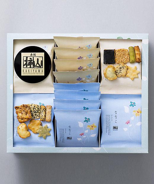 <赤坂柿山/アカサカカキヤマ> ななこ 夏 30袋(和菓子)【三越伊勢丹/公式】