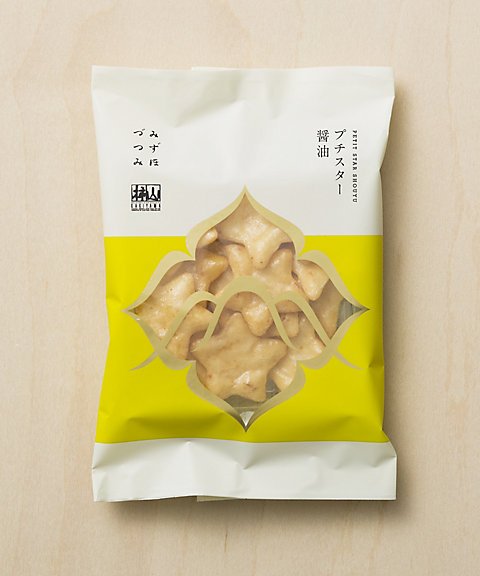 <赤坂柿山> プチスター 醤油(和菓子)【三越・伊勢丹/公式】