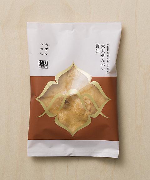 <赤坂柿山> 大丸せんべい 醤油(和菓子)【三越・伊勢丹/公式】