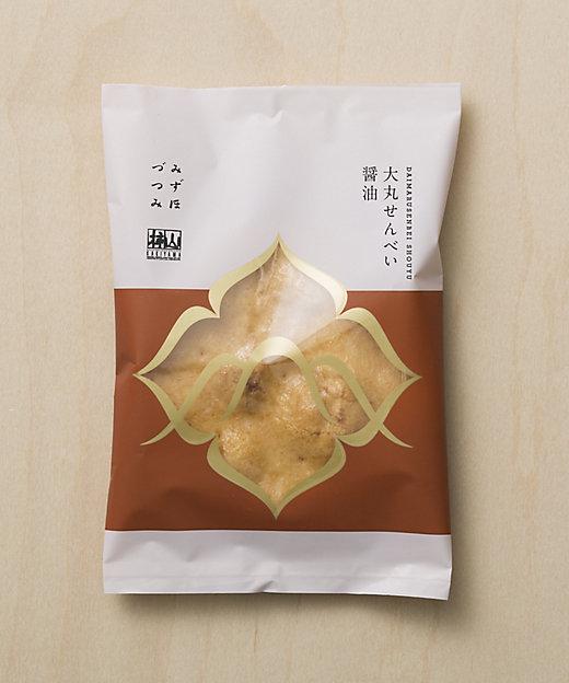 <赤坂柿山> 大丸せんべい 醤油(和菓子)【三越伊勢丹/公式】