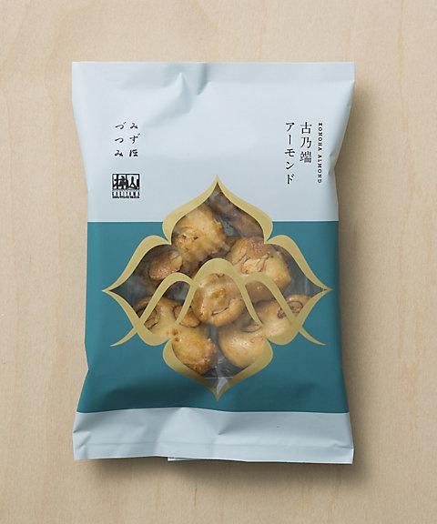 <赤坂柿山> 古乃端アーモンド(和菓子)【三越・伊勢丹/公式】