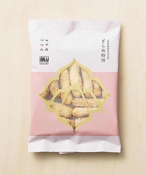 <赤坂柿山> ざらめ時雨(和菓子)【三越・伊勢丹/公式】