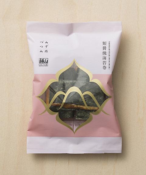 <赤坂柿山> 短冊焼海苔巻(和菓子)【三越・伊勢丹/公式】