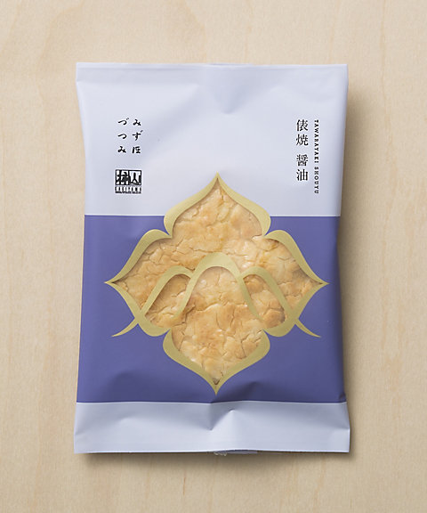 <赤坂柿山> 俵焼 醤油(和菓子)【三越・伊勢丹/公式】