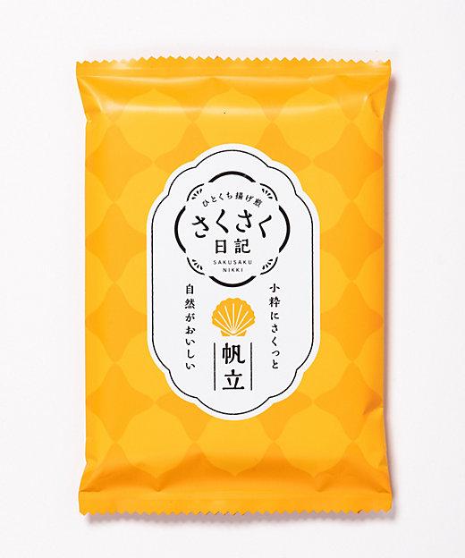 <坂角総本舖> さくさく日記(帆立) 1袋(和菓子)【三越伊勢丹/公式】