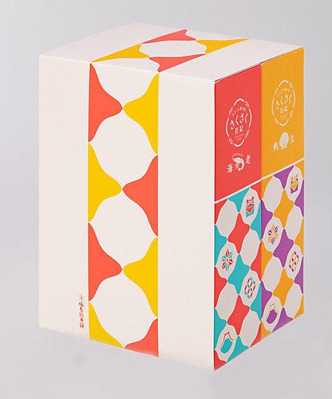 <坂角総本舗> さくさく日記(詰合せ) 12袋(和菓子)【三越・伊勢丹/公式】