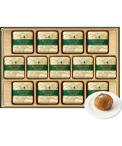 【送料無料】 【672083】〈メリーチョコレート〉マロングラッセ 【三越・伊勢丹/公式】