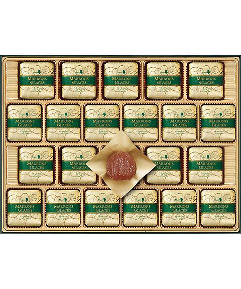 【672093】〈メリーチョコレート〉マロングラッセ 【三越・伊勢丹/公式】