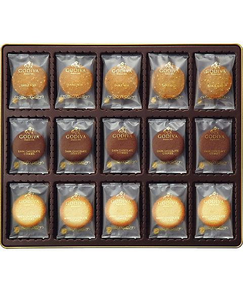 【送料無料】<ゴディバ> ダーク&ホワイトクッキーアソートメント(洋菓子)【三越・伊勢丹/公式】
