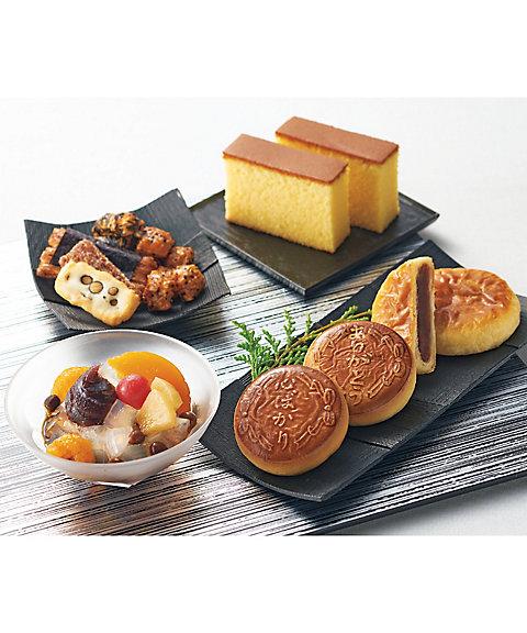 【674353】〈新宿中村屋〉和洋菓子詰合せ 【三越・伊勢丹/公式】
