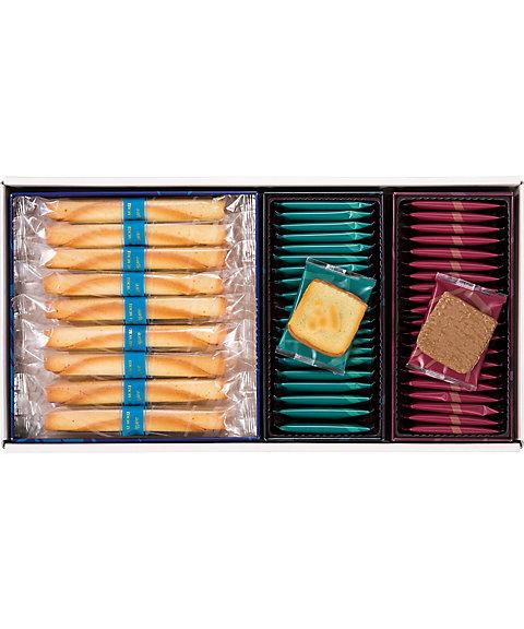 【お歳暮】【送料無料】<ヨックモック> クッキーアソート(洋菓子)【三越・伊勢丹/公式】