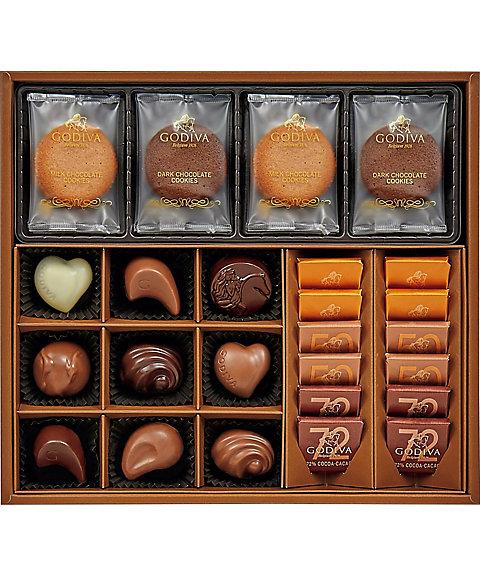【お歳暮】【送料無料】<ゴディバ/GODIVA> クッキー&チョコレートアソートメント(洋菓子)【三越・伊勢丹/公式】