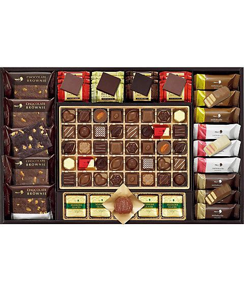 【お歳暮】【送料無料】 【B040543】〈メリーチョコレート〉エレガントギフト 【三越・伊勢丹/公式】