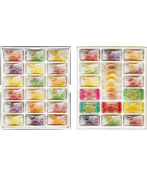 【お歳暮】【送料無料】<彩果の宝石> フルーツゼリーコレクション(洋菓子)【三越・伊勢丹/公式】