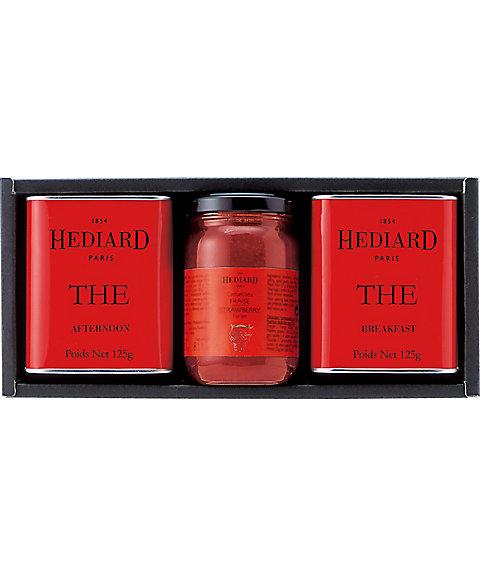【お歳暮】【送料無料】 【B083183】〈エディアール〉紅茶・ジャムセット 【三越・伊勢丹/公式】