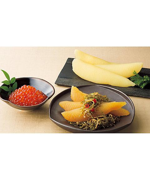 【お歳暮】【送料無料】 【X143133】〈東和食品〉北海道産魚卵詰合せ《北海道》 【三越・伊勢丹/公式】