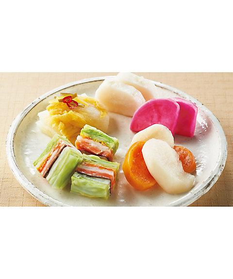 【お歳暮】【送料無料】<銀座若菜> 冬野菜のおつけもの≪東京≫【三越・伊勢丹/公式】