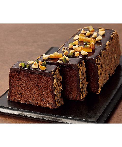 【お歳暮】【送料無料】 【C188163】〈シベール〉チョコレートブランデーケーキ 【三越・伊勢丹/公式】