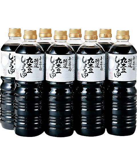 【お歳暮】【送料無料】小豆島特選丸大豆醤油【三越・伊勢丹/公式】