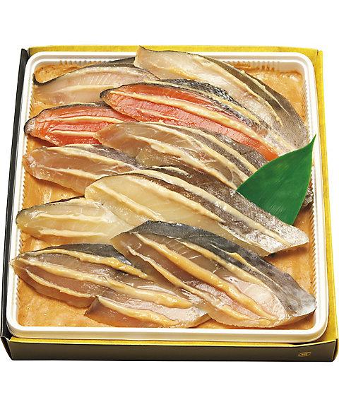 【お歳暮】【送料無料】 【C312153】〈京粕漬 魚久〉京粕漬詰合せ 【三越・伊勢丹/公式】