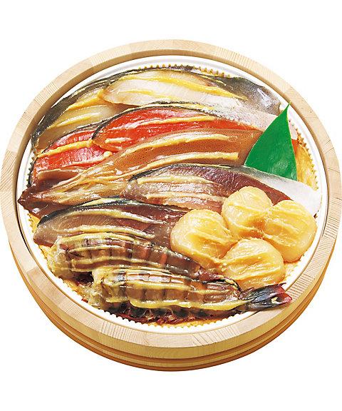 【お歳暮】【送料無料】 【C312173】〈京粕漬 魚久〉京粕漬詰合せ 【三越・伊勢丹/公式】