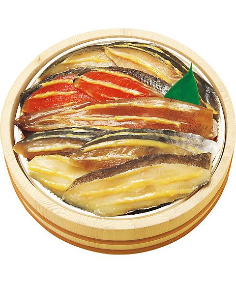 【お歳暮】【送料無料】 【C312183】〈京粕漬 魚久〉京粕漬詰合せ 【三越・伊勢丹/公式】