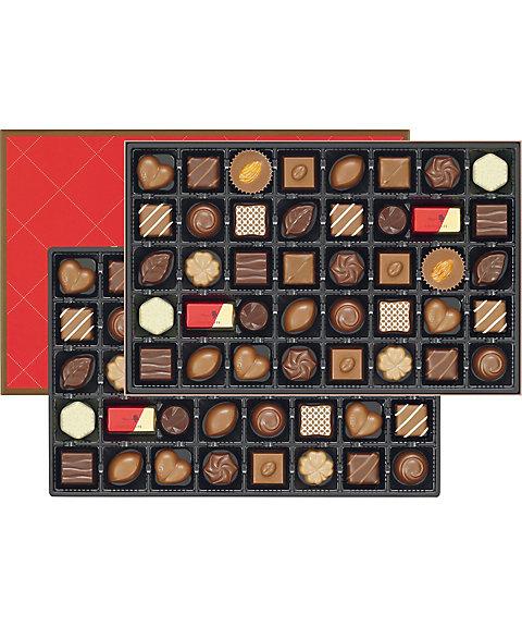 【お歳暮】【送料無料】<シーキューブ> 【A340793】〈メリーチョコレート〉ファンシーチョコレート 【三越・伊勢丹/公式】