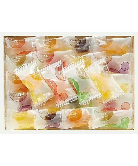 【お歳暮】<彩果の宝石> フルーツゼリーコレクション (洋菓子)【三越・伊勢丹/公式】