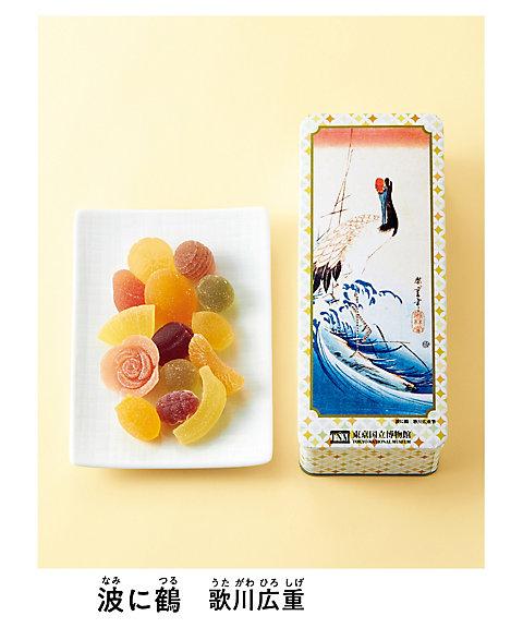 【お歳暮】<彩果の宝石> 東京国立博物館 限定ギフトゼリーギフト (洋菓子)【三越・伊勢丹/公式】