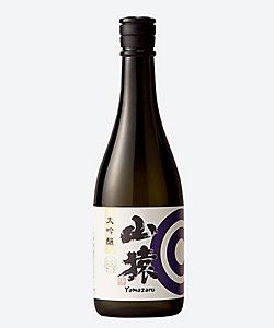 081.〈永山酒造〉大吟醸 山猿 斗瓶取り