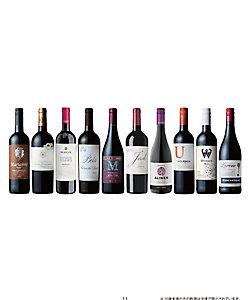 016.世界の赤ワイン厳選10本セット