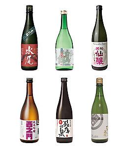 077.長野の日本酒6本飲みくらべセット