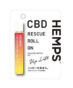 HEMPS/ヘンプス HEMP CBD RESCUE ロールオン アッフ゜リフト