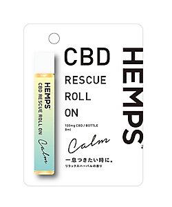 HEMPS/ヘンプス HEMP CBD RESCUE ロールオン カーム