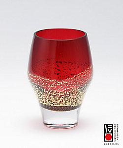 東洋佐々木ガラス/トウヨウササキガラス 紅玻璃 タンブラー