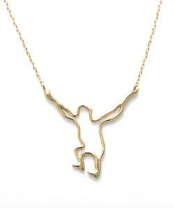 <Christel Vie Ensemble × R ethical jewelry>オランウータンネックレス(CVEREJ02OLA)