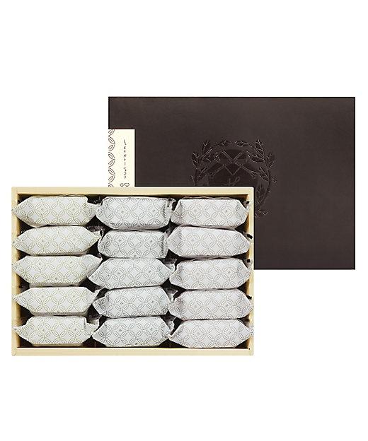 <日本茶菓SANOAH/ニホンチャカサノア> しっとりガトーショコラ 絹乃茶 15個入(和菓子)【三越伊勢丹/公式】